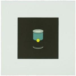 2 New Michael Craig-Martin print portfolio's!