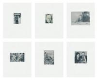 Thomas Ruff, from: Zeitungsphotos, 1991.