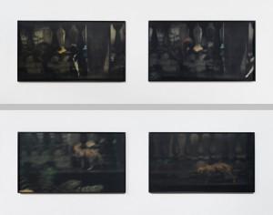 David Hominal, Through the Windows (Prints), 2013.