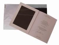 Dove Allouche, Point Triple, 2013. (Glassine Paper & Tin Foil)