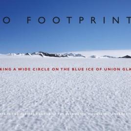 Richard Long print 'No Footprints'