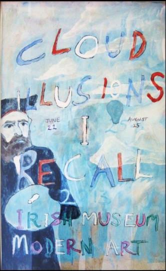 Peter Doig, Cloud Illusions I Recall, 2013.