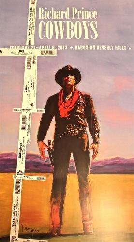 Richard Prince, Cowboys (1), 2013.