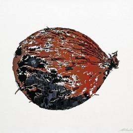 New Marcel Odenbach print 'Kokosnuss'