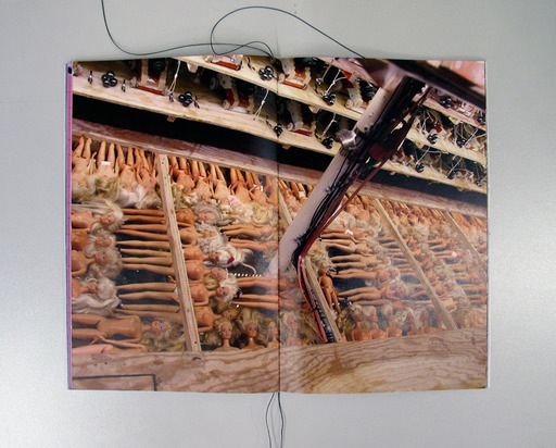 Tom Sachs, Barbie Slave Ship, 2013. (3)