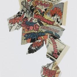 A new Christian Marclay print 'Krrump Thup!'