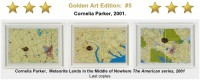 Golden Art Edition #5 - Cornelia Parker