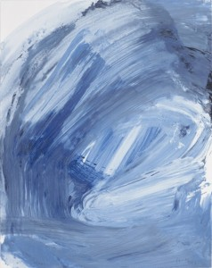 Howard Hodgkin, Ice, 2013.