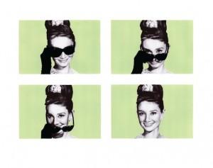 James Mylne, Audrey Sunglasses, 2013.