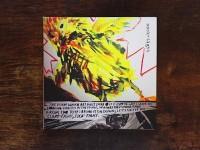 Raymond Pettibon + Mike Watt = SOCK-TIGHT. (cover)