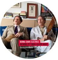 Raymond Pettibon & Oliver Augst, Burma Shave Electrics, 2013. verso