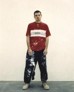 James. Tate Modern, London. 10 December 1999 1999 by Rineke Dijkstra