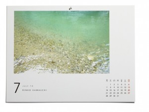 Charity Calendar: One Year for Japan , 2014.