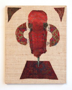 Shannon Bool, Horse Mask, 2013.