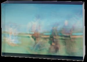 Sigune Hamann, Diorama (colour channels), 2013.