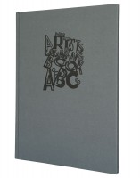 The Artists' Colouring Book of ABCs, 2013. (book cover)