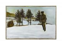 BILLY CHILDISH Seasonal Painting Print - 1914