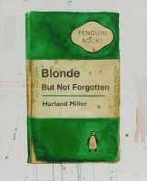 Harland Miller, Blonde But Not Forgotten, 2013.