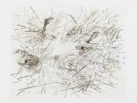 Julie Mehretu, Untitled (pulse), 2013.
