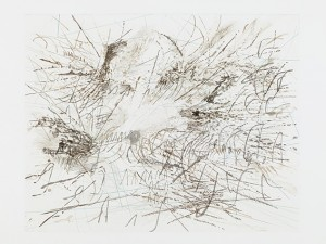 Julie Mehretu - Untitled (Pulse) - 2013
