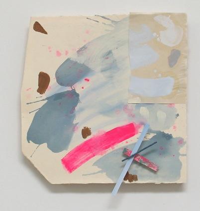 Laura Owens, Untitled, 2013
