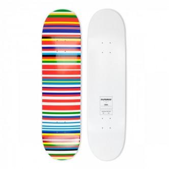 Rem Koolhaas/OMA, 'Flag' Skateboard deck, 2013.