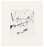 Tracey Emin, Go Forward, 2013.