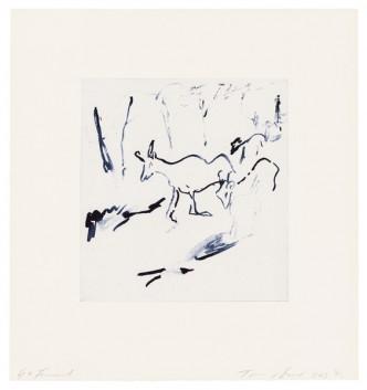 Tracey Emin, Go Forward, 2013.