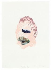 Adrian Ghenie, The Lidless Eye, 2013.