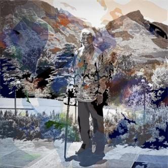 Anton Corbijn & Berend Strik, Mandela Landscape, 2003 / 2013. (recto)