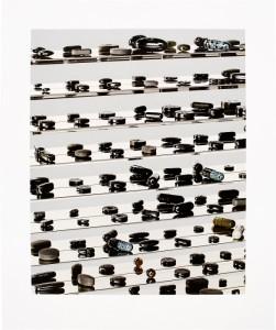 Damien Hirst, Black Brilliant Utopia, 2014