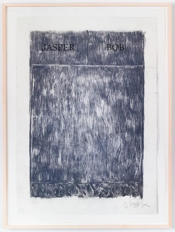 Jonathan Horowitz, Tennyson, Jasper & Bob, 2013.