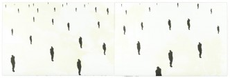 Antony Gormley, History, 2013.