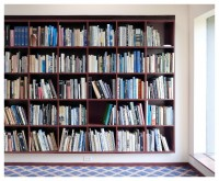Candida Höfer, Philip Johnson Library New Canaan 2014.