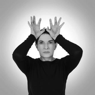 Marina Abramović, Hands as Energy Receivers, 2014.