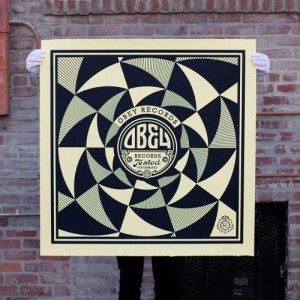 Shepard Fairey, 'Tested Performance', 2014.