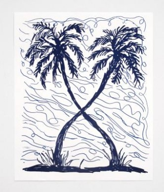 Josh Smith, White Columns Print Portfolio 2014.