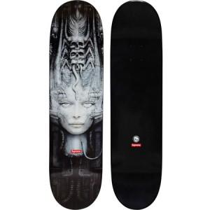 H.R. Giger, Supreme Skateboard, Li 2, 2014
