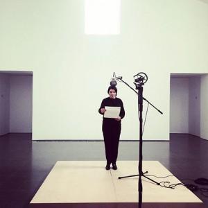 Marina Abramović - 512 hours - 2014