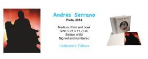 Andres Serrano, Pieta - Holy Works, 2014.