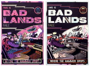 Faile, 86 September & Hammer Drops, 2014