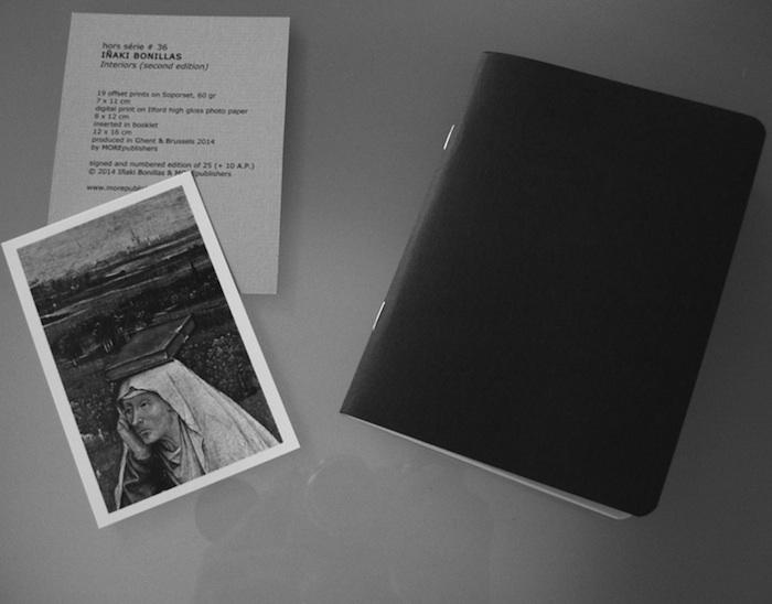 Inaki Bonillas, 'Interiors (second edition)', 2014.