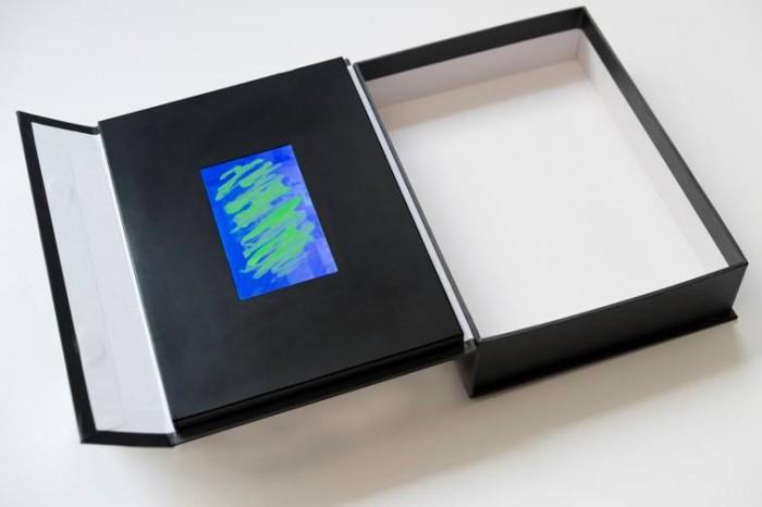 Ken Okiishi, gesture/data (micro thumbnail scale, boxed), 2014