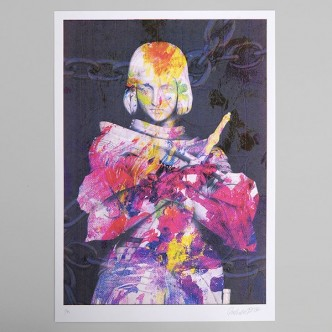 Parker Ito, I like Prints and So I Make Them, 2014