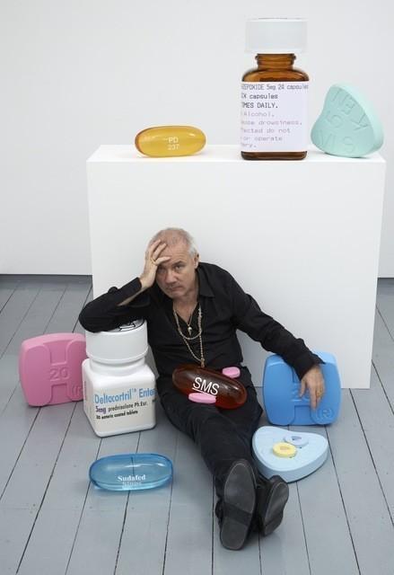 Damien Hirst - Schizophrenogenesis