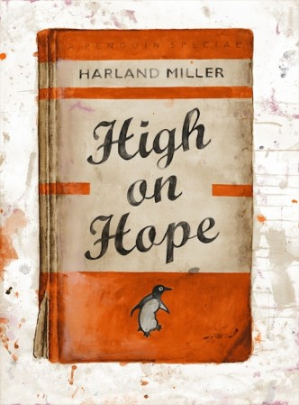 Harland Miller, High On Hope, 2014