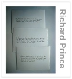 Richard Prince, Greeting Card, 2011.