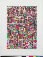 Shinro Ohtake, Time Memory / Body 1, 2014