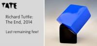 Richard Tuttle 'The End' last sculptures !