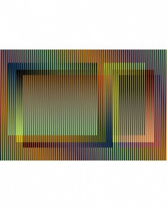 Carlos Cruz-Diez: Couleur Additive Liverpool. Paris, 2014